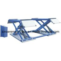 China 3t Car Scissor Lift (SL3.0) on sale
