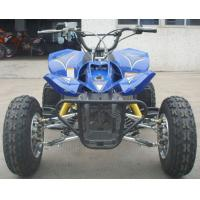 Oil Cooled Sport Four Wheelers 125cc 4 Wheeler Manual Clutch 7.9hp / 7000rpm Manufactures