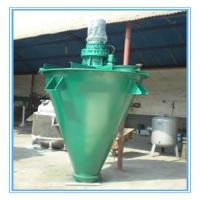 Double Screw Conical Industrial Mixing Machine For Petroleum Industry Manufactures