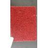 Buy cheap Aluminum carpet hotel entrance mat Dust mat from wholesalers