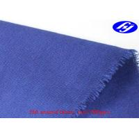 Anti - Static Aramid Fiber Fabric For Lab Suit 180gsm Weight High Temperature Resistance Manufactures