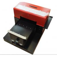 6 Colors UV LED Flatbed Printer / A3 Size Uv Flatbed Printer Stable Performance Manufactures