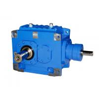 China 90 Degree Helical Bevel Gear Units B3SH7 Right Angle Gearboxes For Sugarcane Mill on sale