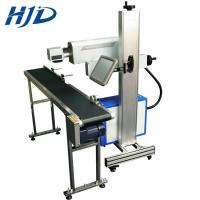 Touch Screen Fiber Laser Engraving Machine USB Interface Easy To Operate