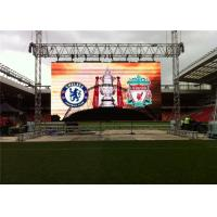 Indoor / Outdoor Giant LED Video Walls P6 HD LED Panels For Rental Manufactures