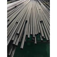 China 20 years manufacturer of ASTM B338 seamless titanium tube process technology/ application on sale