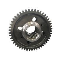 cement mixer big gear,China big spur gear for textile machinery Manufactures