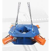 Square Pile Breaker Excavator Attachment Concrete Pile Cutter High Pressure Manufactures