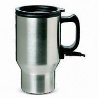 Auto Coffee Maker with 500mL Capacity, Made of Stainless Steel Manufactures
