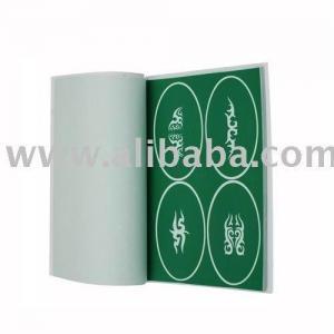 China Airbrush tattoo stencil designs on sale