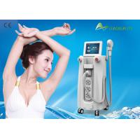 Permanent Hair Removal For Women / Men , 1 - 10 HZ Frequency Body Hair Removal Manufactures