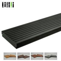 China Enspire Direct Cost Per Square Foot Bamboo Outdoor Fence Deck Plank Floor With Install on sale