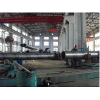 EFW Structural Spiral Welded Steel Pipe Corrosion Resistant Coating 5mm - 30mm W.T Manufactures