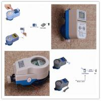 Wireless AMR Radio Frequency Prepaid Water Meter LoRa Module For Water Utilities Manufactures