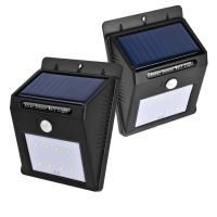 8LEDs Outdoor Lights Waterproof Solar Energy Power Motion Sensor Garden Lamp Manufactures