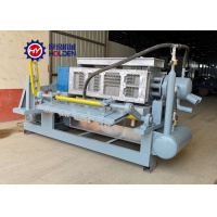 China 4 Faces Rotary 57kw Paper Egg Tray Making Machine on sale