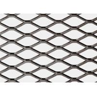 China Raised Expanded Metal Sheet , Aluminium Security Mesh Sheets Raw Material on sale