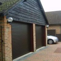 China Electric Rolling Garage Door on sale