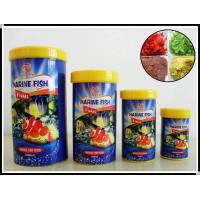 Marine fish flakes Manufactures