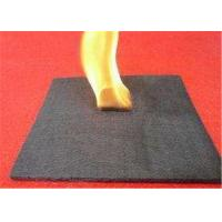Flame Retardant Wool Felt Sheets 100% Polyester For Automotive Insulation Manufactures