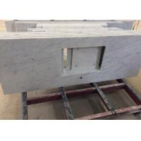 100% Natural Marble Bathroom Countertops , Marble Stone Slab For Hotel Manufactures
