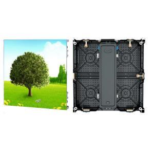 SMD Super Slim LED Display , High Resolution P3.91 P4.81 Indoor LED Video Walls Manufactures