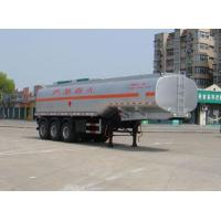 China fuel trailer on sale