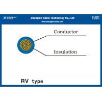 China RV Twin And Earth Wire ISO 9001 2015 Certificated , (450/750) PVC Insulated Cables on sale