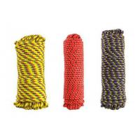 6mm-12mm Braided Polypropylene General Purpose diamond solid braid Rope Color may vary Manufactures