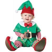 China Santa Costume Infant Baby Rompers Clothing Summer Dresses Outfits Organic on sale