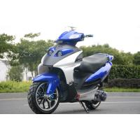 Buy cheap 1 Cylinder 4 Stroke Adult Motor Scooter Air Cooling 150cc 59 Miles / H Max Speed from wholesalers