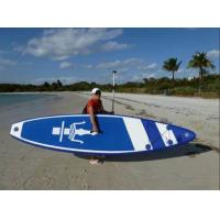 Firberglass Plate Design Adult Stand Up Paddle Board 168L Volume High Durability Manufactures