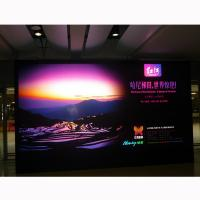 China P4 Indoor led full color display For Business / Advertising LED Billboard on sale