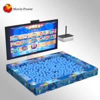 Multiplayer indoor entertainment interactive projection ball game machine Manufactures