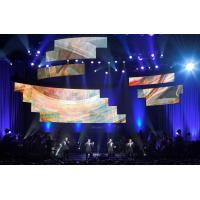 Electronic Signs LED Display Rental LED Video Audio Vsual Display For Show Manufactures