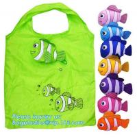 Flower shape reusable shopping tote polyester folding recycle bag,WHOLESALE NYLON POLYESTER FOLDABLE REUSABLE FOLDABLE S Manufactures