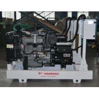 Electricity Compact 20kw yanmar genset diesel generator 20kva engine 4tnv98 Electronic control Manufactures