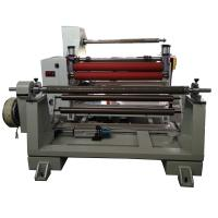 Auto PVC tarpaulin slitter rewinder machine with high quality Manufactures