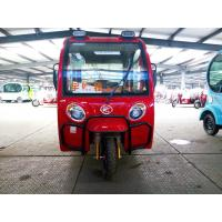 China Three Wheel Electric Car / Vehicle For Passenger 2150*1180*1630mm wholesale