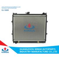 Buy cheap High Performance Plastic Aluminum Toyota Radiator 16400-35090 / 35100 / 35380 from wholesalers