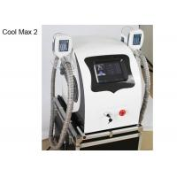 50 / 60hz Cryolipolysis Fat Freeze Slimming Machine Cellulite Reduction Manufactures