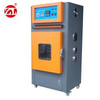 Thermal Shock Battery Testing Machine With Air Velocity Adjustable Exhaust Flue Manufactures