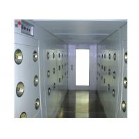 Automatic Air Shower Tunnel Manufactures