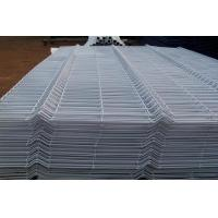 30x30 40x40 50x50mm Welded Wire Screen Panel , Building Wire Mesh Panel Manufactures