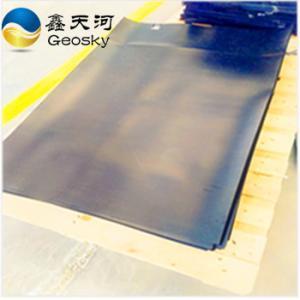 PE geomembrane/HDPE black roll geomembrane HDPE geomembrane liner Manufactures