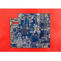 4 Layer Soldering Flash Gold Bare Rigid PCB Manufacturer White Lengend Manufactures