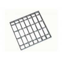 Light Duty Stainless Steel Walkway Gratings Non Slip Surface 304 316 Material Manufactures