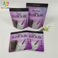 Custom Printed Stand Up Coffee Pouches Aluminum Foil Bag With Valve Tea Coffee Roll Film Manufactures