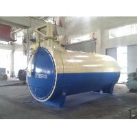 Elelctric heating high temperature autoclave with Guaranteed temperature homogeneity Manufactures