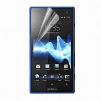 High-quality Screen Protector for Sony Xperia Acro HD/Clear, Anti-glare/Privacy/Mirror are Available Manufactures